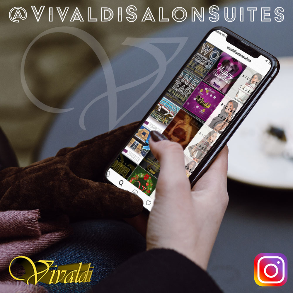 Follow Vivaldi on Social Media